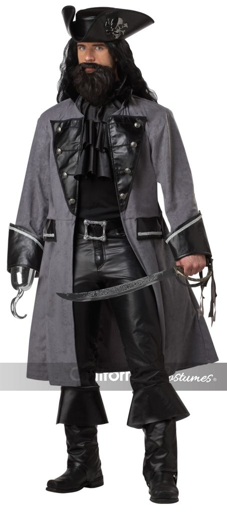 BLACKBEARD THE PIRATE / ADULT  sc 1 st  California Costumes & BLACKBEARD THE PIRATE / ADULT - California Costumes