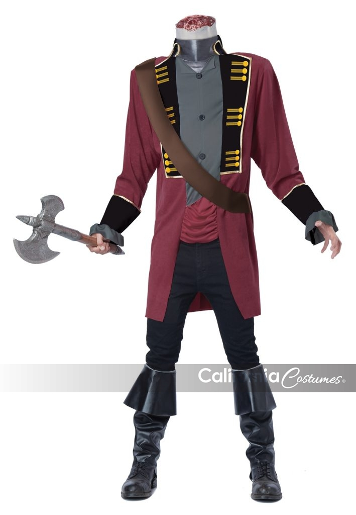 Sleepy hollow fox headless horseman costume - photo#4