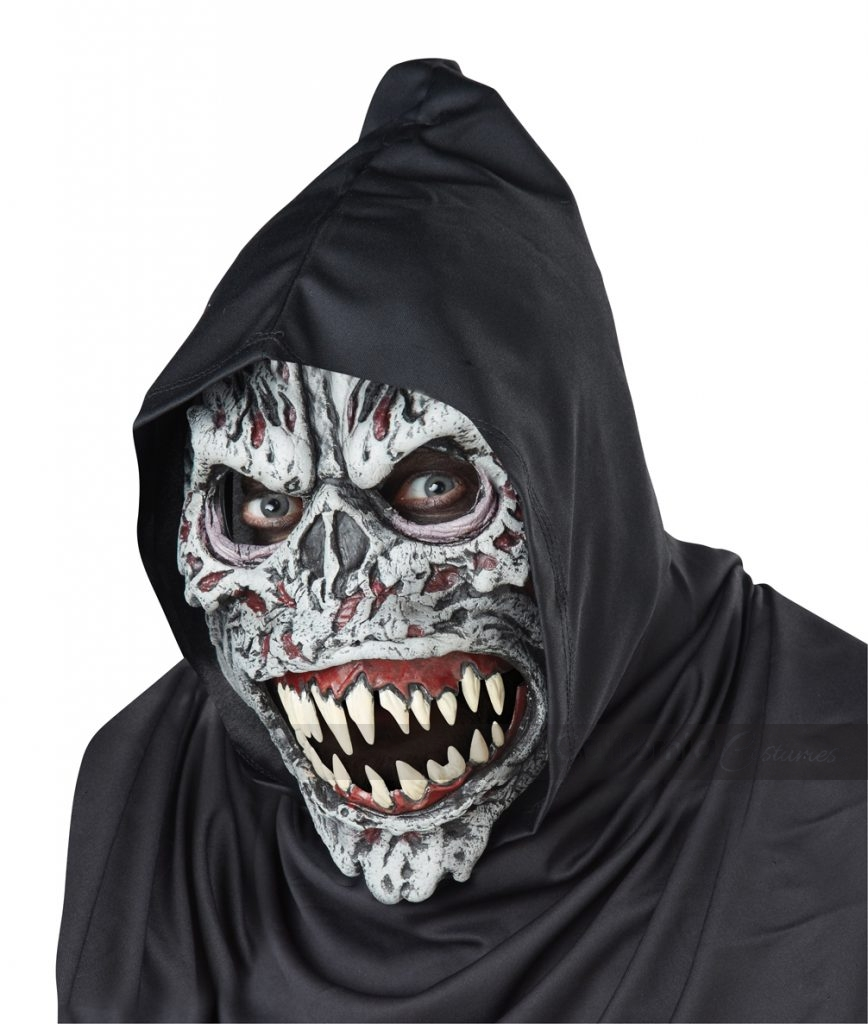 NIGHT FIEND ANI-MOTION MASK - California Costumes